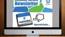 Campaña y Diseño de  Newsletter